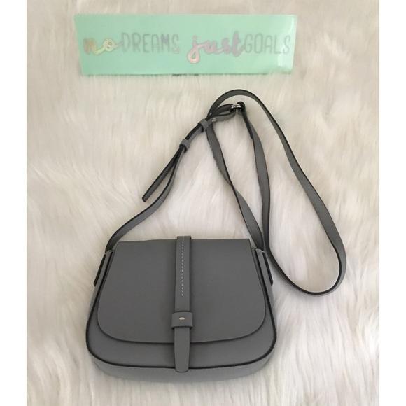 3cbf3717ca GAP Handbags - EUC GAP Classic Saddle Flap Mini Crossbody Purse
